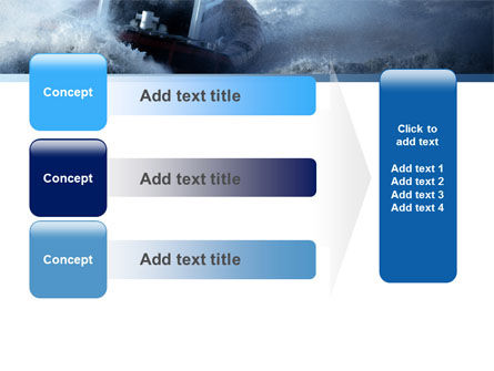 Sea Storm PowerPoint Template Slide 12