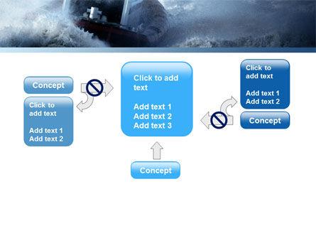 Sea Storm PowerPoint Template Slide 13