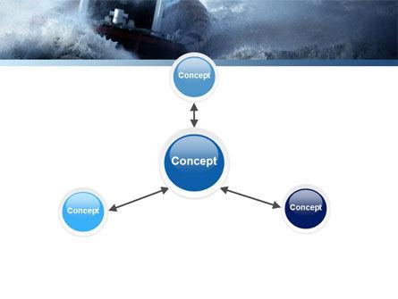 Sea Storm PowerPoint Template Slide 14