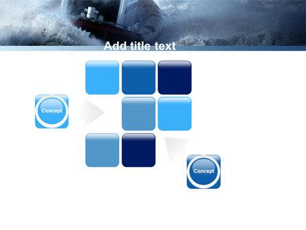 Sea Storm PowerPoint Template Slide 16