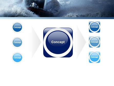 Sea Storm PowerPoint Template Slide 17