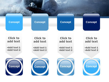 Sea Storm PowerPoint Template Slide 18