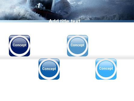 Sea Storm PowerPoint Template Slide 19
