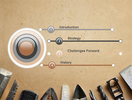 Tools Set PowerPoint Template Slide 3