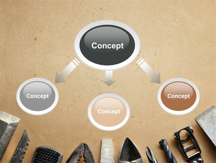 Tools Set PowerPoint Template Slide 4