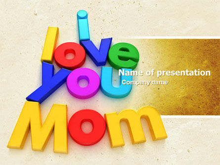 Mothers Day PowerPoint Template