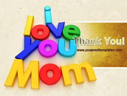 Mothers Day PowerPoint Template Slide 20