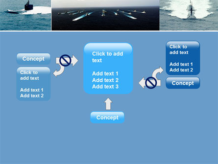 Submarine PowerPoint Template Slide 13