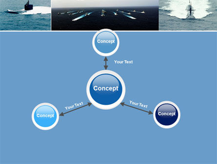 Submarine PowerPoint Template Slide 14