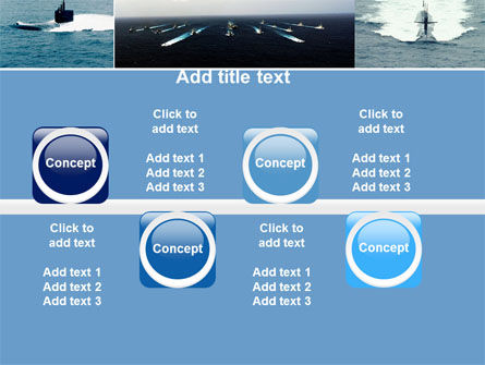 Submarine PowerPoint Template Slide 19