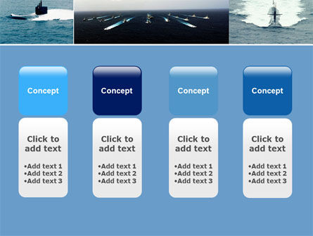 Submarine PowerPoint Template Slide 5