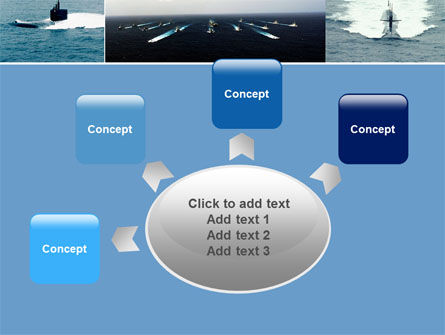 Submarine PowerPoint Template Slide 7