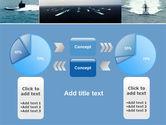 Submarine PowerPoint Template#11