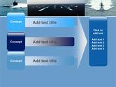 Submarine PowerPoint Template#12