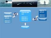 Submarine PowerPoint Template#13