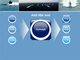 Submarine PowerPoint Template#17