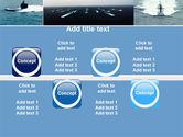 Submarine PowerPoint Template#19
