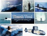 Submarine PowerPoint Template#20