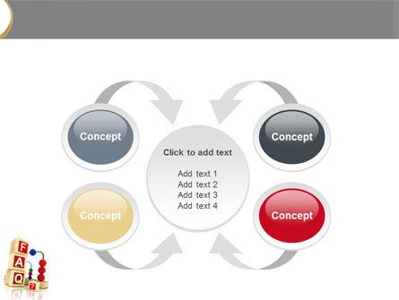 FAQ PowerPoint Template Slide 6
