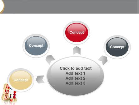 FAQ PowerPoint Template Slide 7
