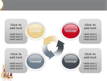 FAQ PowerPoint Template Slide 9