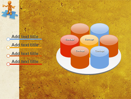 Don't Know PowerPoint Template Slide 12