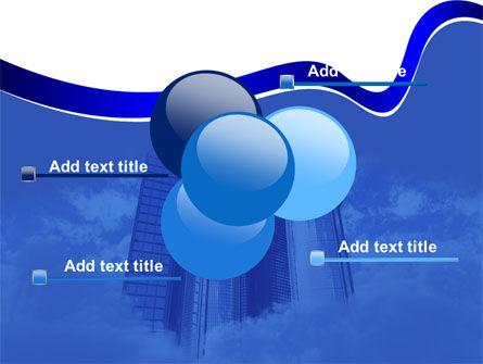 City Center PowerPoint Template Slide 10