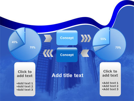 City Center PowerPoint Template Slide 11