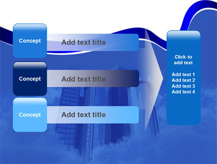 City Center PowerPoint Template Slide 12