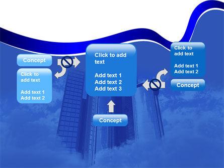 City Center PowerPoint Template Slide 13