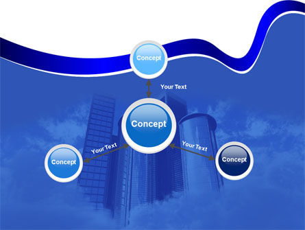 City Center PowerPoint Template Slide 14