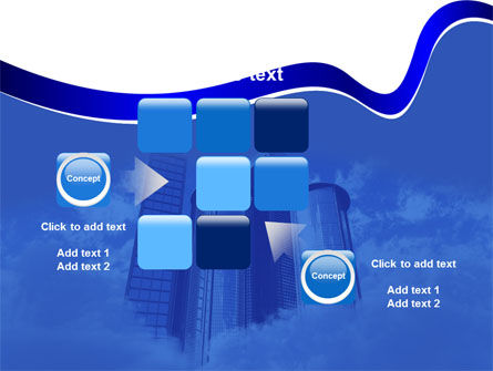 City Center PowerPoint Template Slide 16