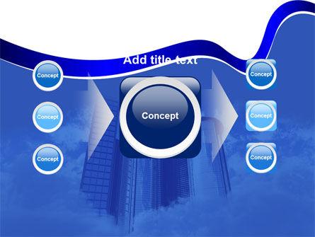 City Center PowerPoint Template Slide 17