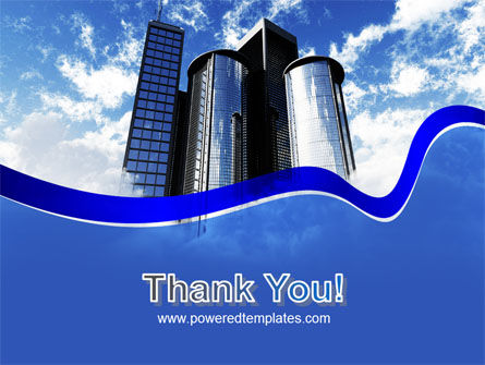 City Center PowerPoint Template Slide 20