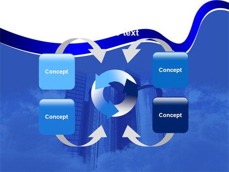 City Center PowerPoint Template Slide 6