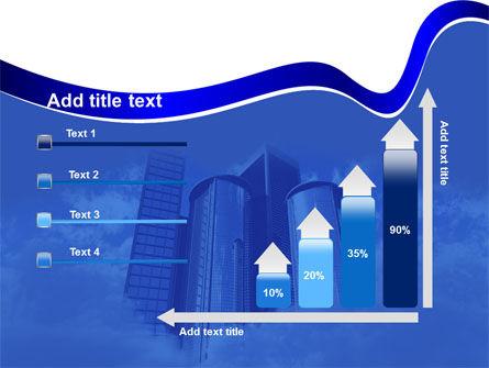 City Center PowerPoint Template Slide 8