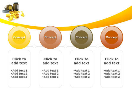 Capsules PowerPoint Template Slide 5