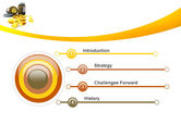 Capsules PowerPoint Template#3