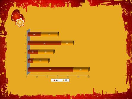 Love Pattern PowerPoint Template Slide 11