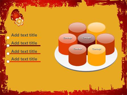 Love Pattern PowerPoint Template Slide 12