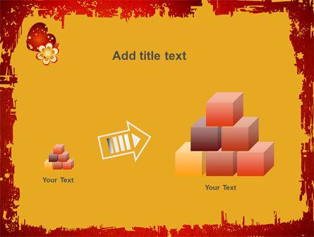 Love Pattern PowerPoint Template Slide 13