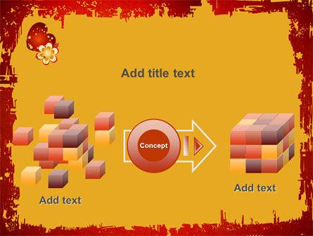 Love Pattern PowerPoint Template Slide 17