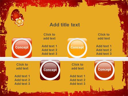 Love Pattern PowerPoint Template Slide 18