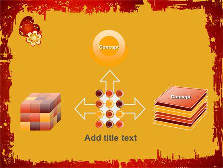 Love Pattern PowerPoint Template Slide 19