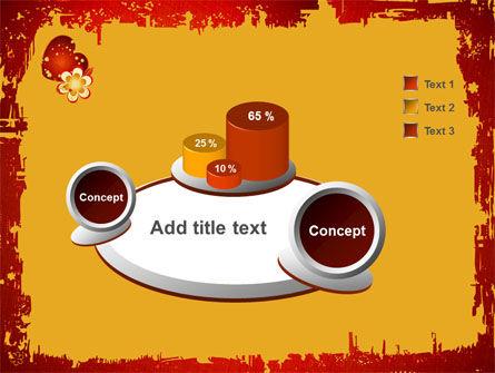 Love Pattern PowerPoint Template Slide 6