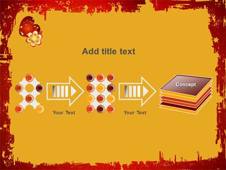 Love Pattern PowerPoint Template Slide 9
