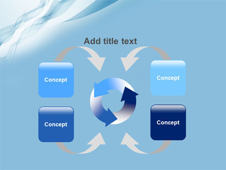 Abstract Graphic PowerPoint Template Slide 6