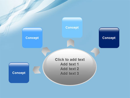Abstract Graphic PowerPoint Template Slide 7
