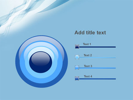 Abstract Graphic PowerPoint Template Slide 9