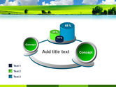 Sunny Landscape PowerPoint Template#16